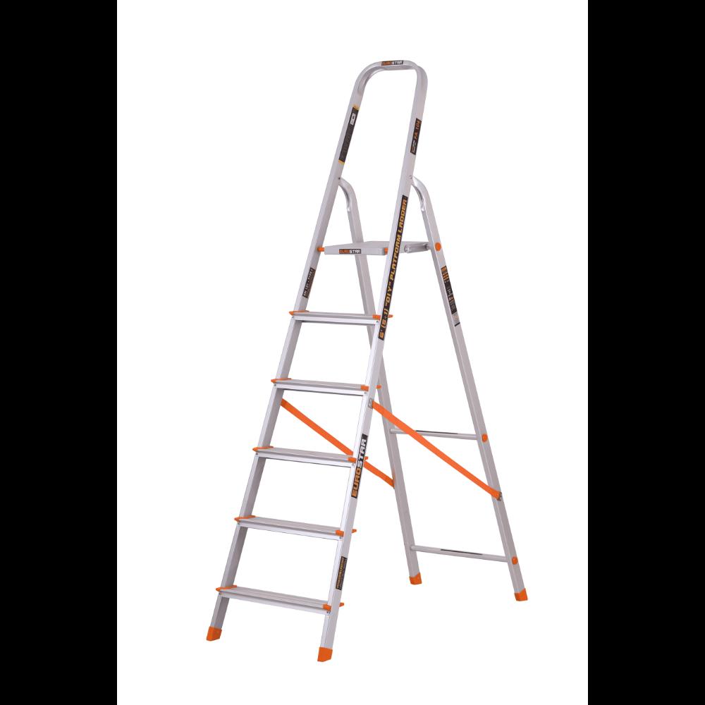 Eurostar DIY Platform Ladder (5 Steps + 1 Platform)