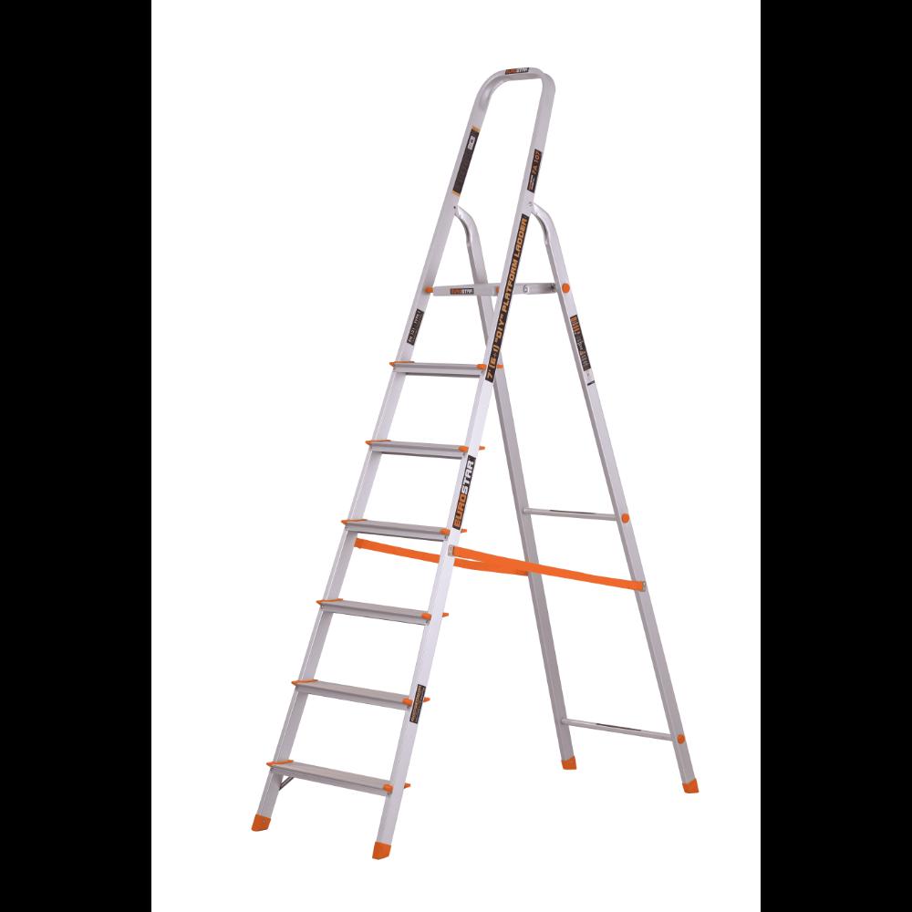 Eurostar DIY Platform Ladder (6 Steps + 1 Platform)