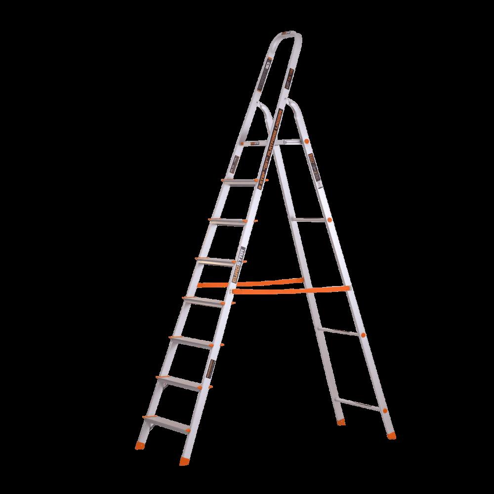 Eurostar DIY Platform Ladder (8 Steps + 1 Platform)