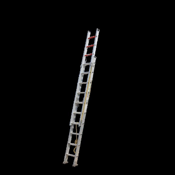 20'Liberty  Heavy duty aluminium Extension  ladder