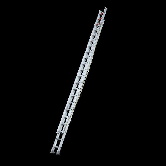 40'Liberty  Heavy duty aluminium Extension  ladder