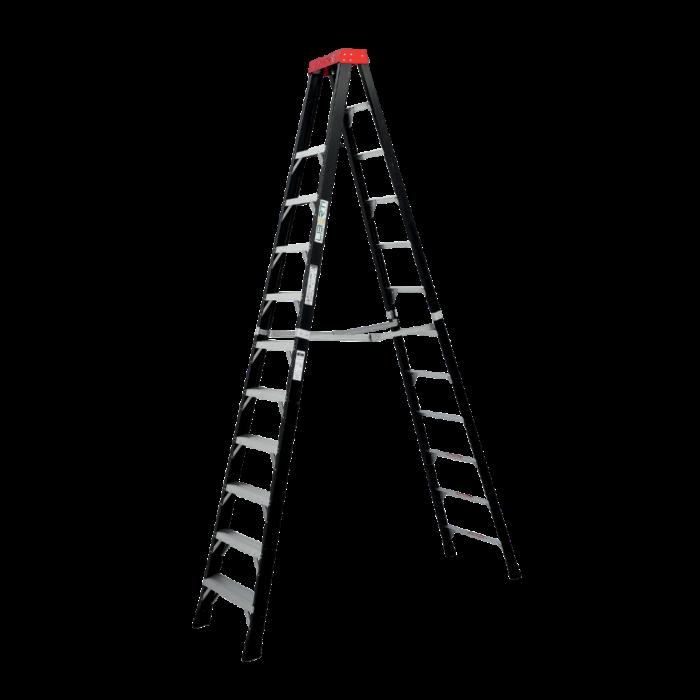 """12""""Liberti Special duty FRP Platform Ladder"""