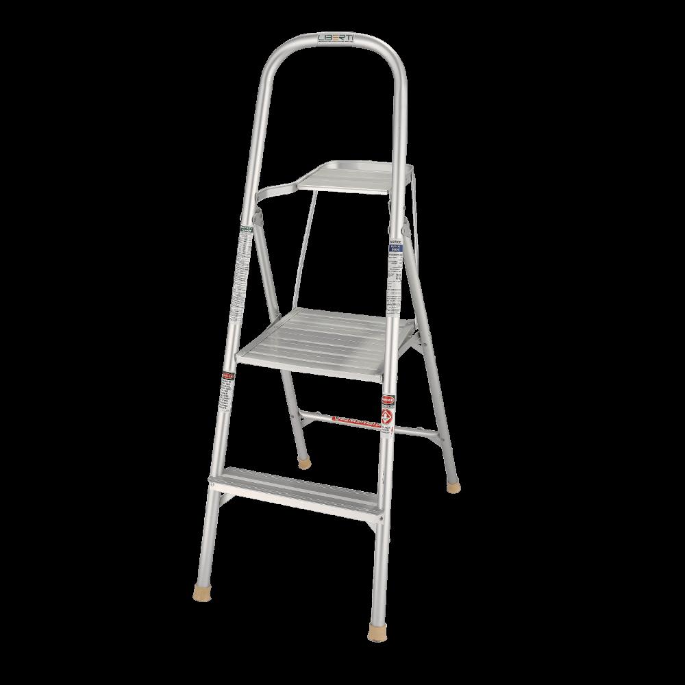 4'Liberti 9900 Series Aluminium Platform Ladder