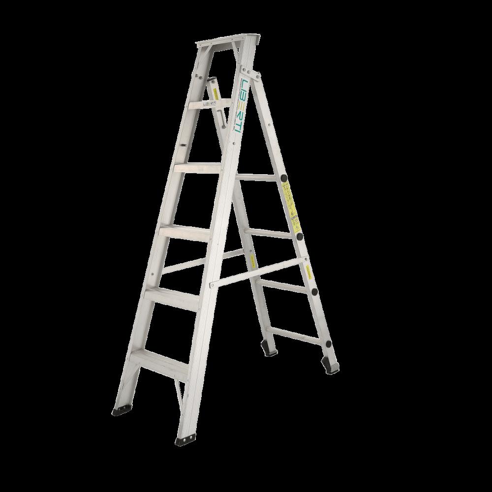 6'Liberti Aluminium Flip- Up (Combination) steps ladder