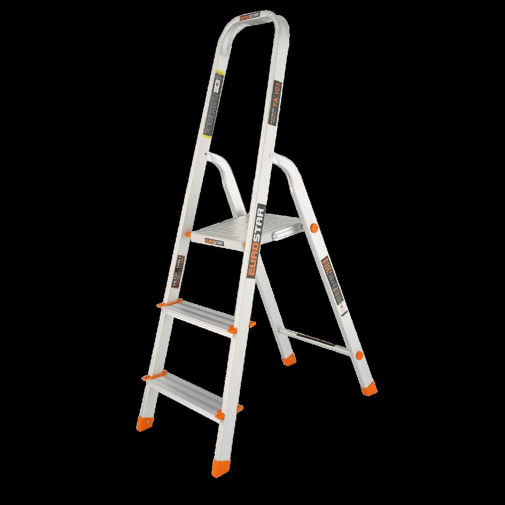 Eurostar DIY Platform Ladder (2 Steps + 1 Platform)