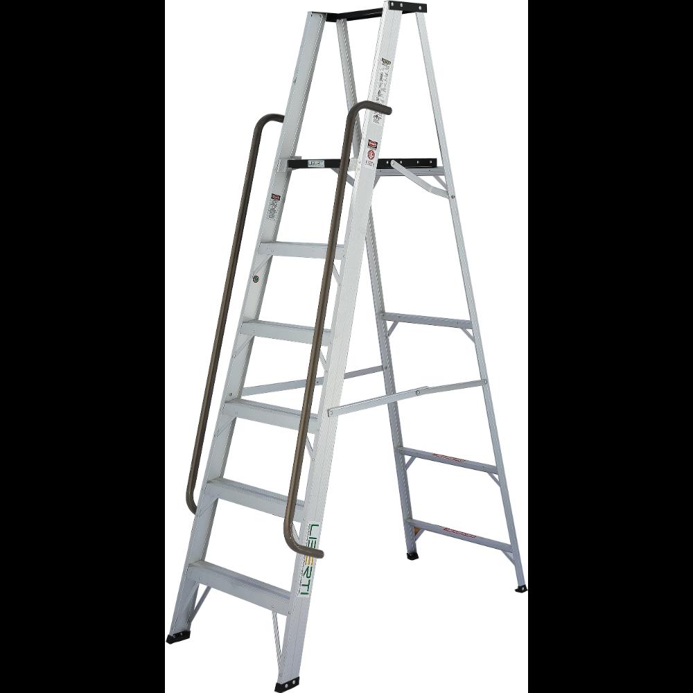 6'Liberti Medium duty aluminium platform ladder