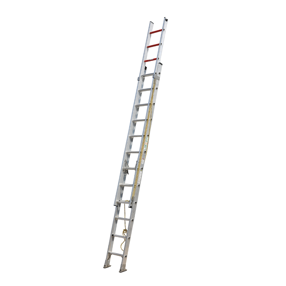 24'Liberty  Heavy duty aluminium Extension  ladder