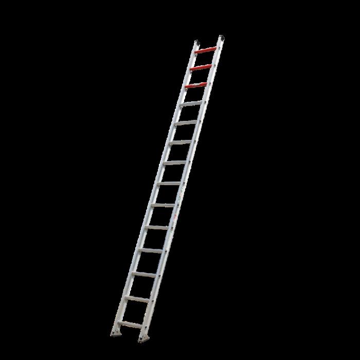 14'Liberty  Heavy duty aluminium single ladder