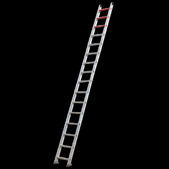 16'Liberty  Heavy duty aluminium single ladder