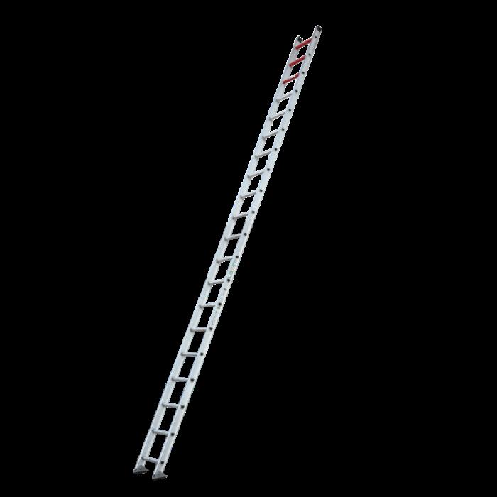 20'Liberty  Heavy duty aluminium single ladder