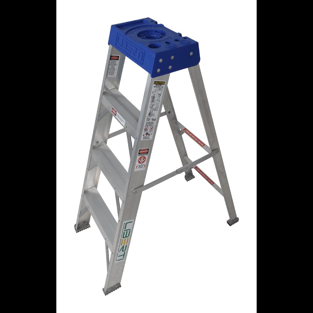 "14""Liberti HeavyDuty Professional Aluminium Stepladder"
