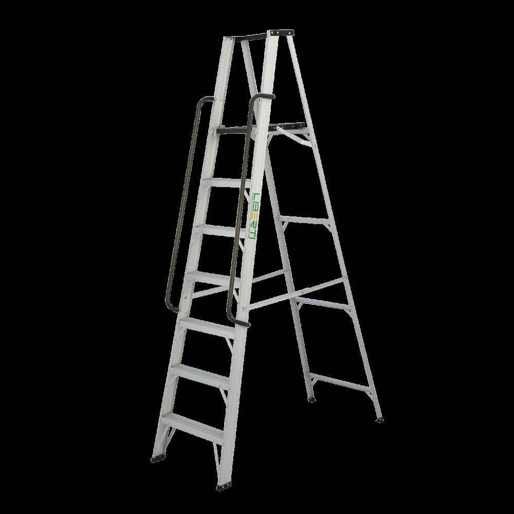 7'Liberti Medium duty aluminium platform ladder